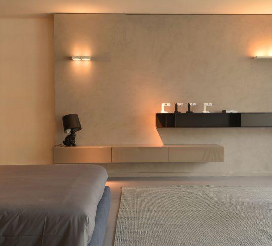 errelab resina cemento madre camera da letto