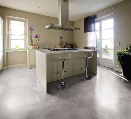 errelab resina cemento madre cucina