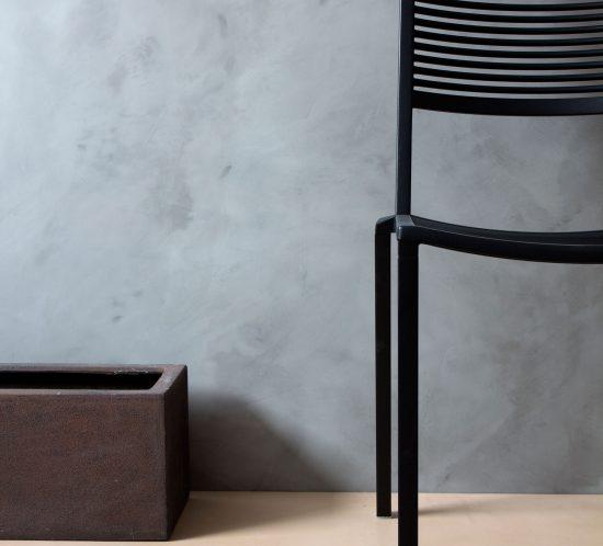 errelab resina cemento madre parete