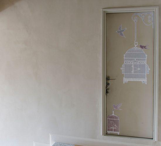 errelab cemento seta parete
