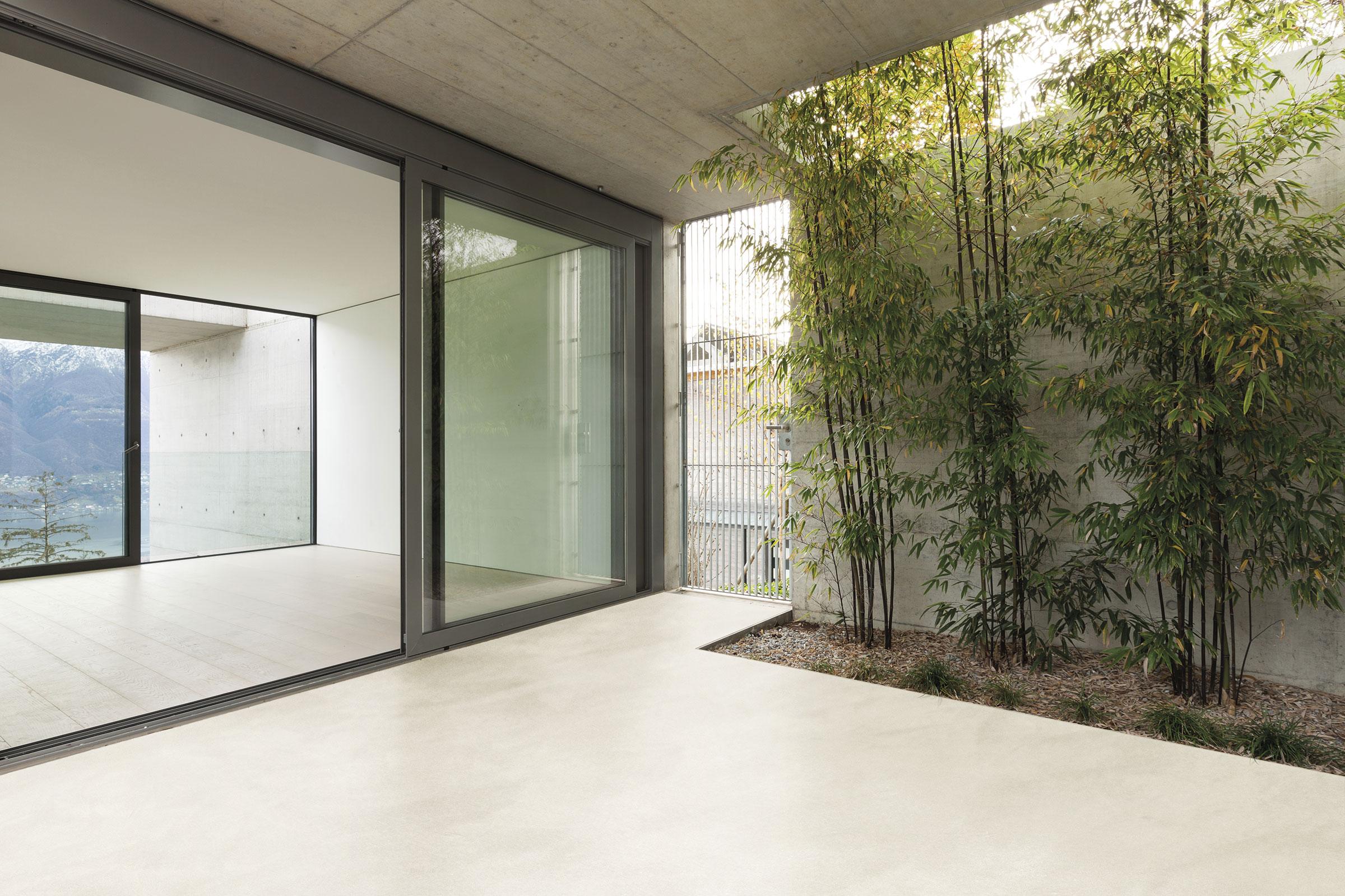 Resina Spatolato Outdoor - Esterni di Design - ErreLAB
