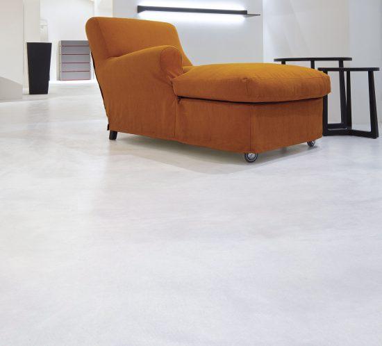 errelab resina spatolato pavimento