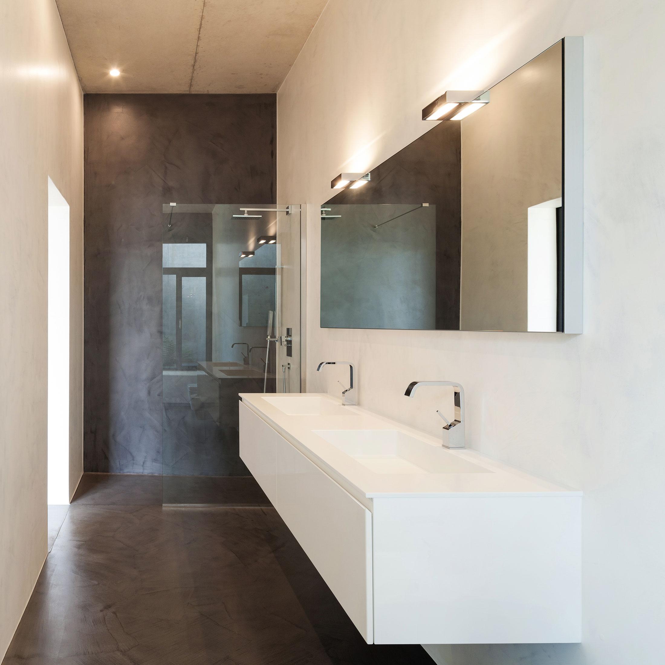 cemento madre bagno errelab. Black Bedroom Furniture Sets. Home Design Ideas
