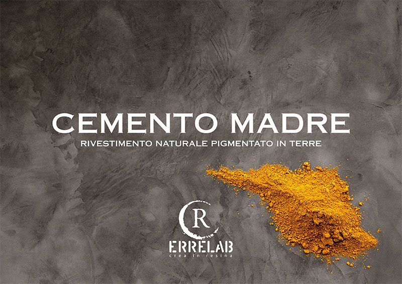 ErreLab_Catalogo_Cemento_Madre_Cover