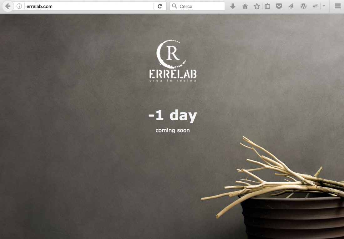 ErreLab_Coming_Soon
