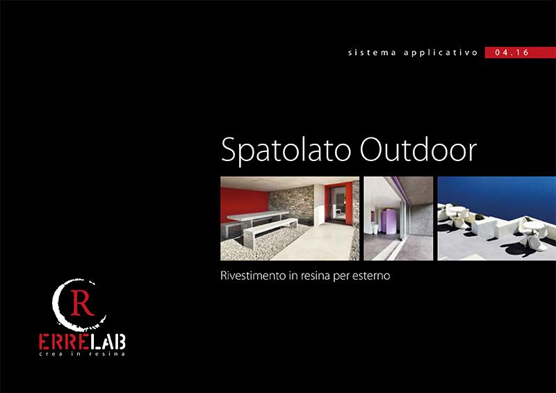 ErreLab_Catalogo_Spatolato_Outdoor_sistema_applicativo_cover